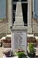 Poudenas - Monument aux morts.JPG