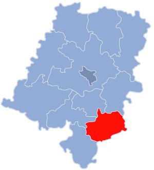 Kędzierzyn-Koźle County - Image: Powiat kędzierzyńsko kozielski