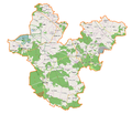 Powiat polkowicki location map.png