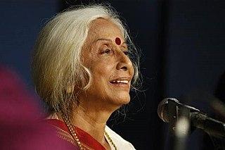 Prabha Atre Indian classical vocalist