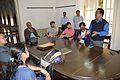 Pradeep Kumar Nanda Speaks - Wikipedia 15 Celebration - St Johns Church - Kolkata 2016-01-15 8580.JPG