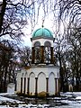 Prag – Kleine Kapelle auf dem Laurenziberg - Kaplička na Petříně - panoramio.jpg