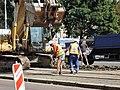 Praha, Petřiny, rekonstrukce trati, 018.jpg