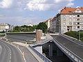 Praha, Střešovice, křižovatka Malovanka 02.jpg