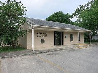 Prairie Lea, Texas - Image: Prairie Lea TX Post Office