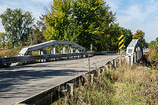 Crystal Springs Street–Dowagiac River Bridge