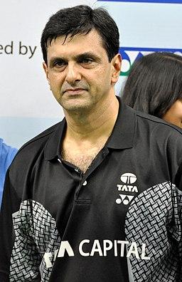 Prakash Padukone at the Tata Open championship