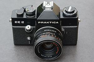 Praktica - Praktica EE2 SLR from 1977