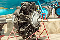 Pratt & Whitney R-1830 engine in the Great Patriotic War Museum 5-jun-2014.jpg