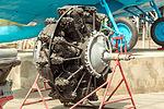 Pratt & Whitney R-1830 engine in the Great Patriotic War Museum 5-jun-2014.jpg