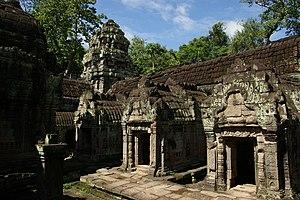 Preah Khan temple ruins (2009)