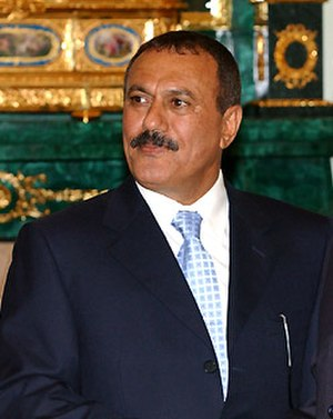Houthi takeover in Yemen - Ali Abdullah Saleh, Yemen's longtime president who was ousted after a 2011 revolution.