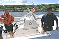 President George W. Bush Goes Fishing with his Father, President George H. W. Bush.jpg