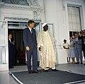 President John F. Kennedy with Abubakar Tafawa Balewa, Prime Minister of Nigeria (03).jpg