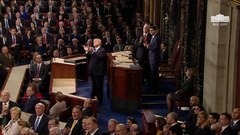 Bestand: President Trump levert de State of the Union Address.webm
