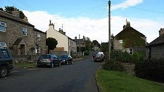Preston-under-Scar Village and civil parish in North Yorkshire, England