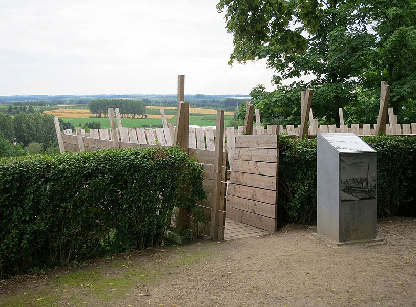 Project Burchtheuvel Borgloon