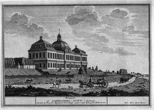 Sophienberg Slot - Wikipedia, den frie encyklopædi