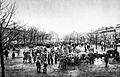 Przybycie I Brygady LP do Kęt, 1915.jpg