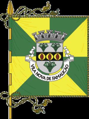 Vila Nova de Famalicão - Image: Pt vnf 3