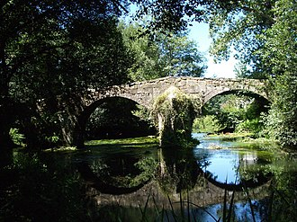 Carballo - Image: Puente Lubians
