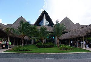 Punta Cana International Airport - Image: Punta Cana (PUJ MDPC) AN1562239