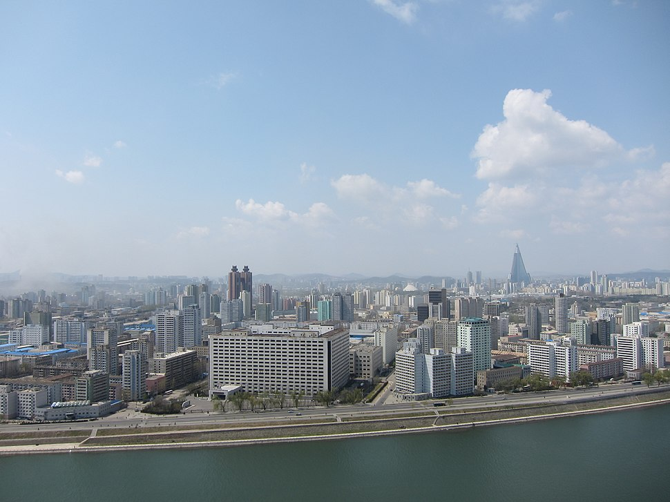List of cities in North Korea - Howling Pixel