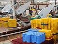Qatar, Al Khor (9), harbour scene.JPG