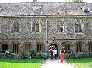 Queens' College, Cambridge - Wikipedia