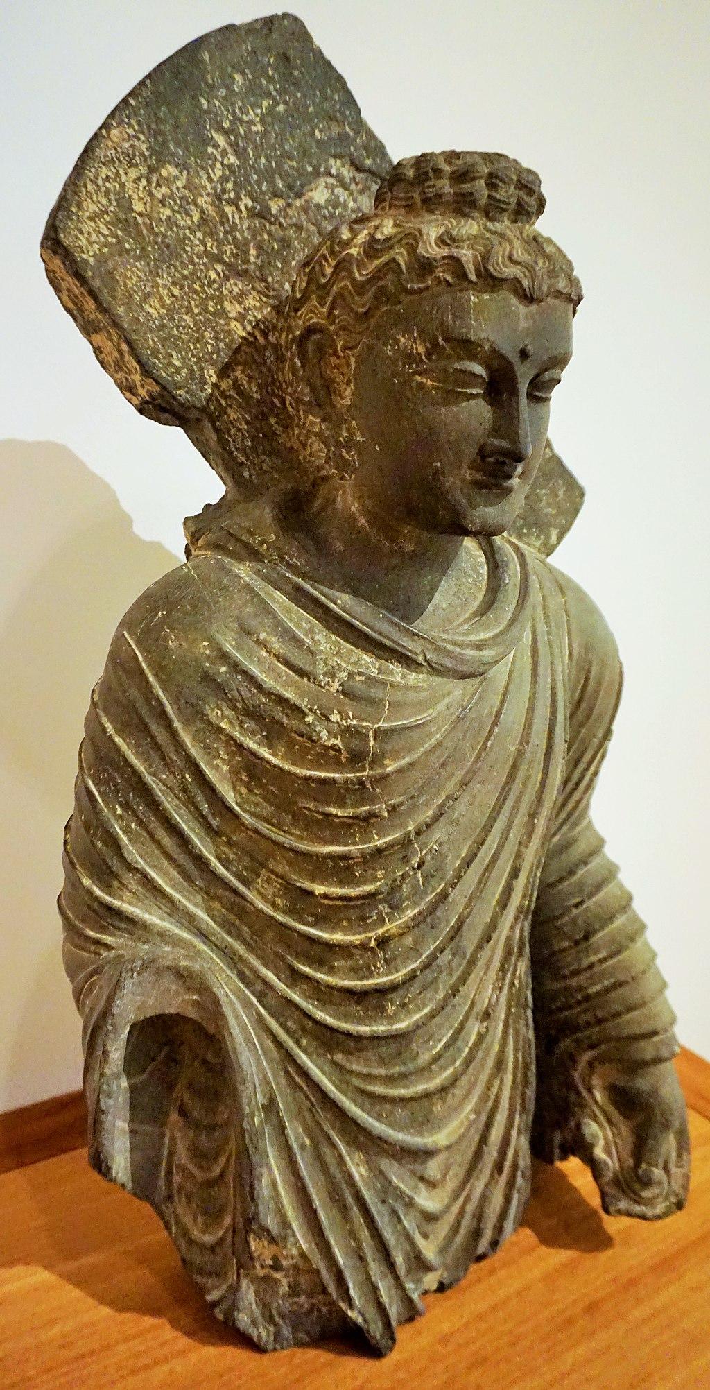 Buddha - Greco-Bactrian
