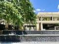 Queensland Art Gallery courtyard and fountains, Brisbane.jpg