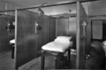Queensland State Archives 2876 Brisbane General Hospital and Womens Hospital Womens Hospital consulting cubicle 1946.png