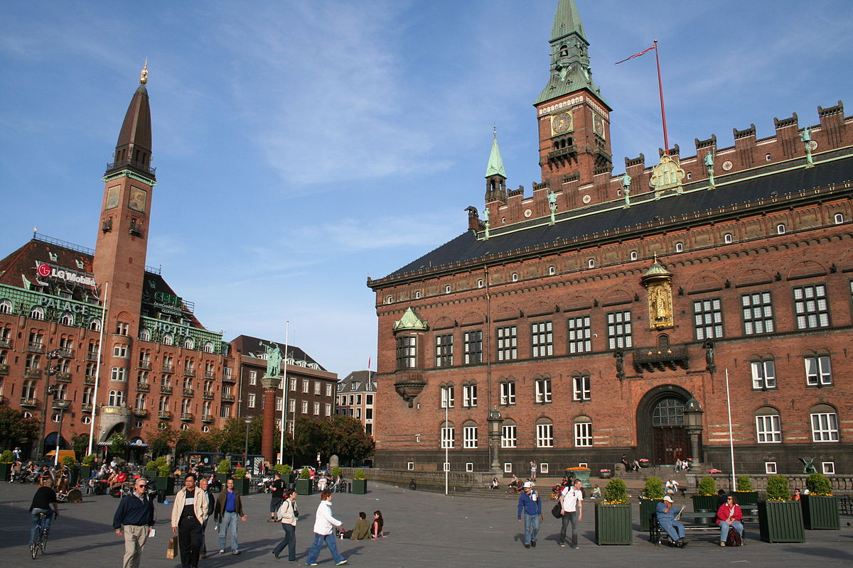 city hall square copenhagen wikipedia. Black Bedroom Furniture Sets. Home Design Ideas