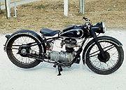 The first postwar BMW, an original condition 1948 250cc BMW R24