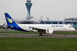 RDPL-34188 - Lao Airlines - Airbus A320-214 - CAN (8876765936).jpg