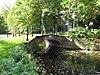 foto van Marlot: brug ten oosten van het huis Marlot gelegen