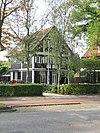 foto van Villa in houtskeletbouw in Chaletstijl