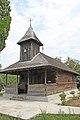 RO IL Dridu-Snagov wooden church 14.jpg