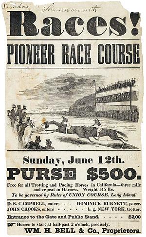 Pioneer Race Course