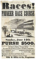 Races! Pioneer Race Course advertisement.jpg