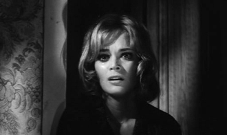 Giallo - Letícia Román in The Girl Who Knew Too Much (1963), considered by most critics to be the first giallo film.