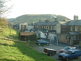 Tebay farm village in the United Kingdom