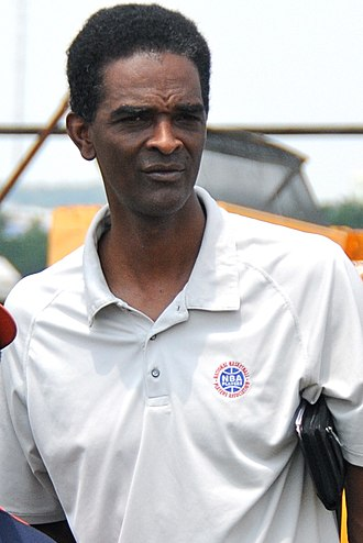 Ralph Sampson - Sampson in 2010