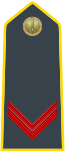 Rank insignia of finanziere scelto of the Guardia di Finanza.svg