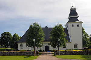 Ransäter - Ransäter Church