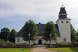 Ransäter Place in Munkfors, Värmland