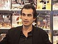 Raphaël Enthoven - Salon du livre de Paris - 23 mars 2014.JPG
