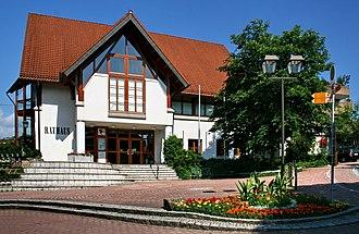 Daisendorf - Town hall