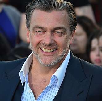 Ray Stevenson - Stevenson at the film premiere of Divergent in California on 18 March 2014