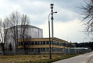 Maria reactor - The Maria reactor